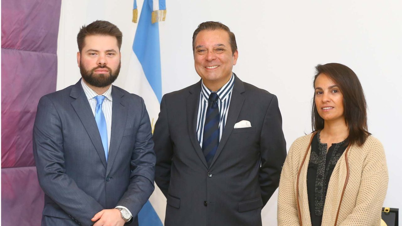 Argentinian embassy joins hands with Pallas Arts